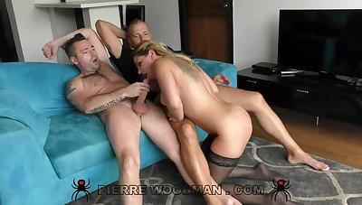 Angel Rivas - XXXX - Back in porn often in a threesome