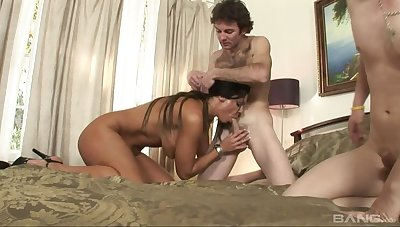Husband Wife Cock Swappers Scene 6