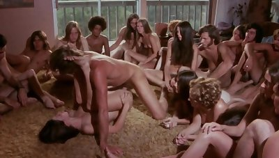 Sexual Encounter Vintage Group Fucking (1970)