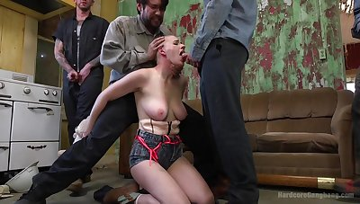 Gangbang with her lovers is go out of one's way to that Riley Nixon can't forget