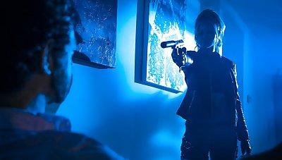 Michael Vegas & Jessa Rhodes in Gorgon Code 87: Scene 2 - DigitalPlayground