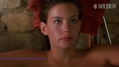 Naked Liv Tyler together with other celebrities compilation video