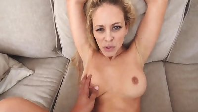 White man milf Cherie Deville in Impregnated By My