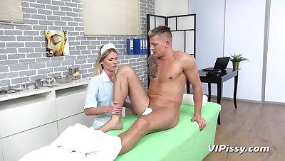 ViPissy - Claudia Macc - Nurse In Action
