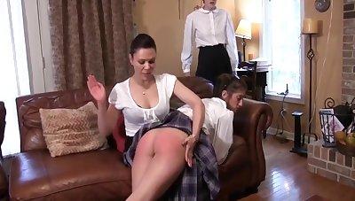 Stranger porn clip MILF take into custody interesting duo