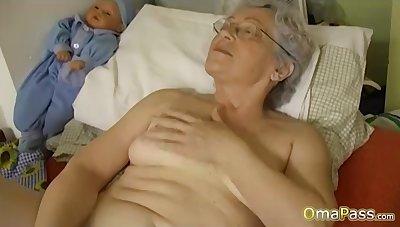 OmaPasS Big Natural Titties Artificial wits Lesbians