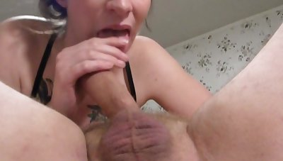Camikitten90 Serving Her Husband Like She Be obliged