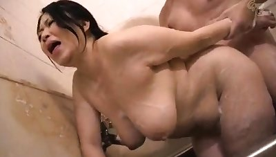 Obese Jelena Gives the Titjob And has got laid Doggystyle
